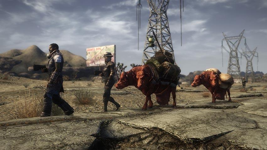 Как прокладывать линии снабжения в Fallout 4