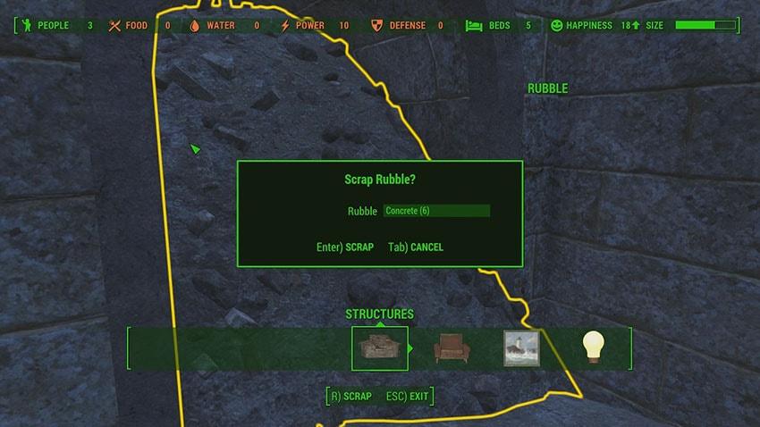 Как расчистить проход в арсенал в Fallout 4