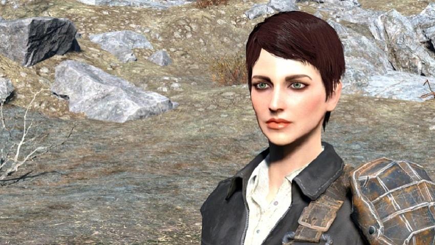 Как сделать кюри человеком в Fallout 4
