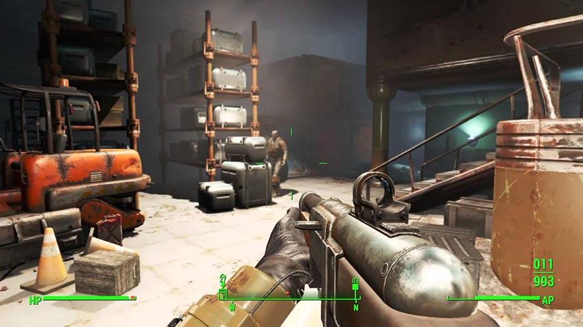 Как спасти Кента Коннолли в Fallout 4