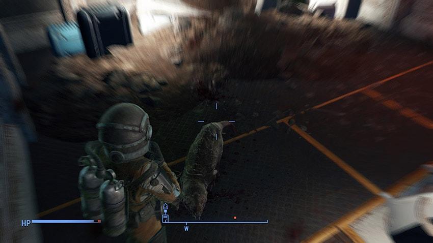 Как убрать кротокрысью болезнь в Fallout 4