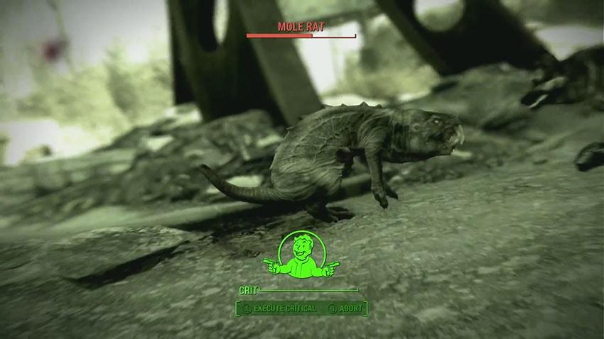 Как вылечить кротокрысью болезнь в Fallout 4
