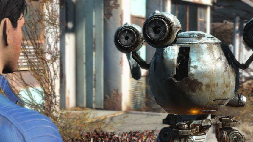 Кодсворт в Fallout 4