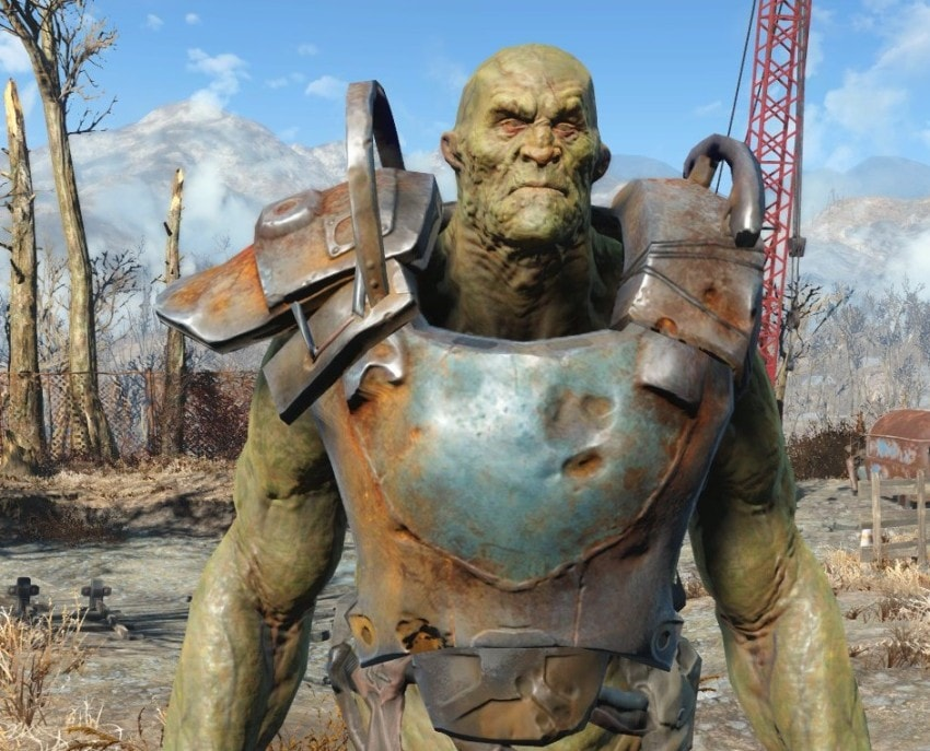 Компаньоны в Fallout 4