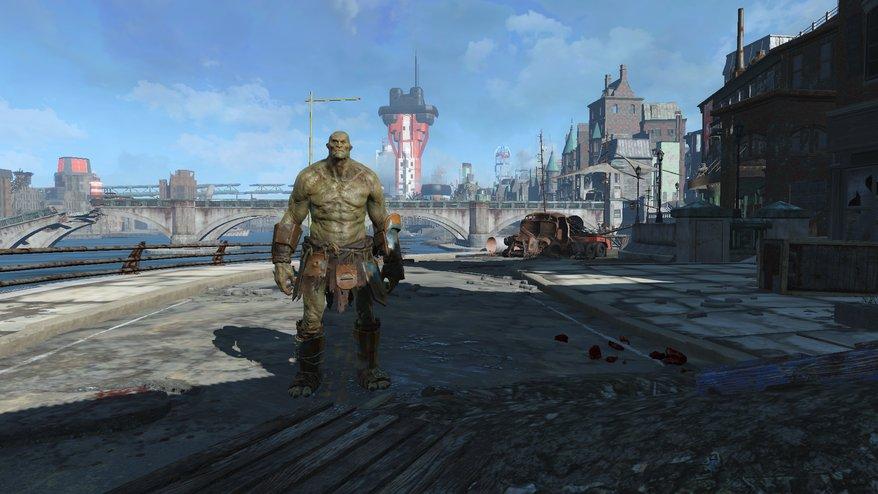 Fallout 4 конфиг для слабых пк
