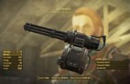 Легендарное оружие в Fallout 4