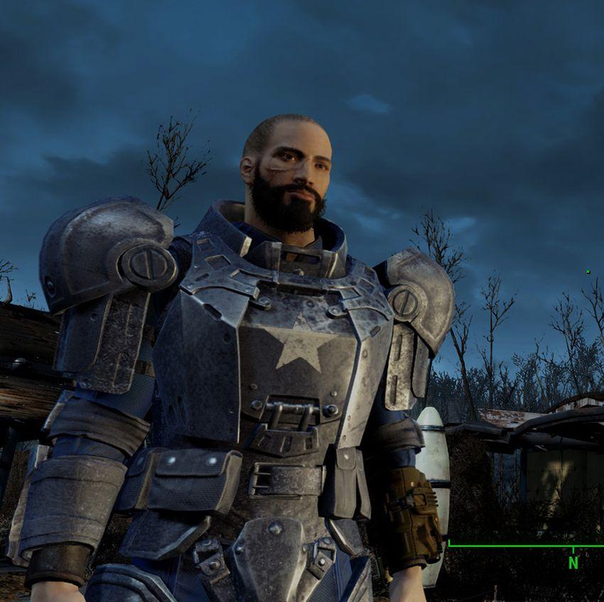 Лучшая боевая броня в Fallout 4