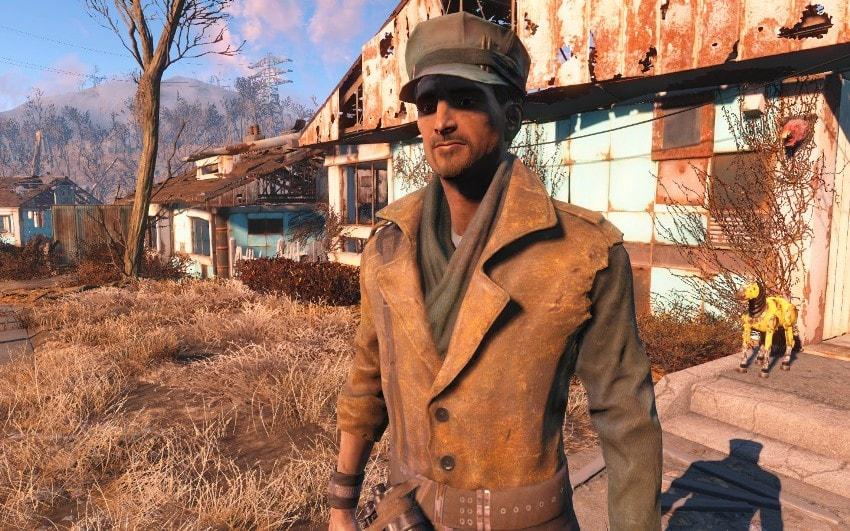 Маккриди в Fallout 4