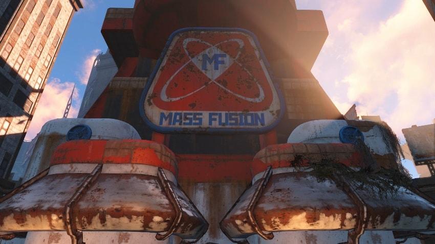 Масс Фьюжн в Fallout 4