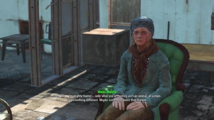 Матушка Мерфи в Fallout 4