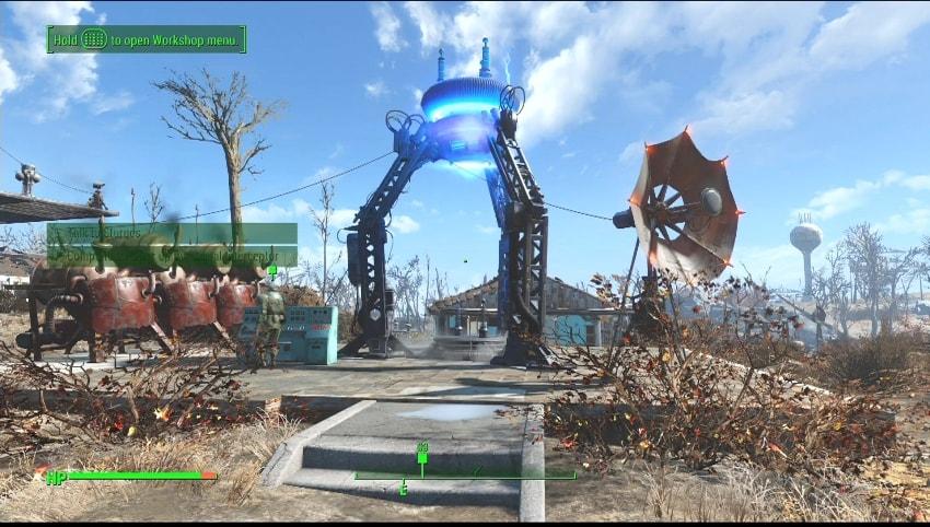 Прохождение Молекулярный уровень в Fallout 4