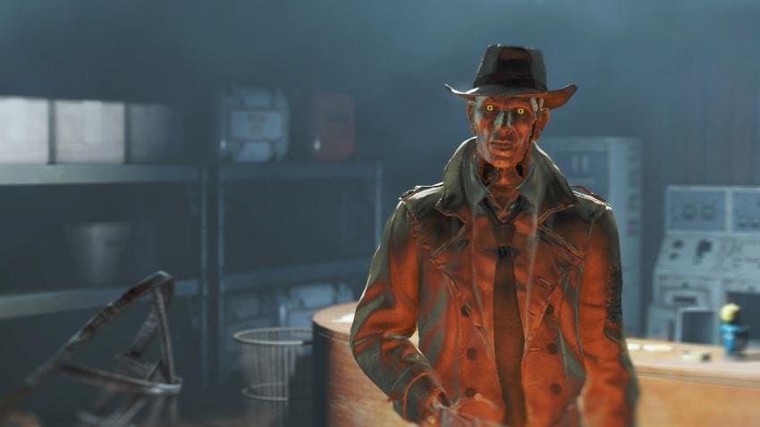 Напарники в Fallout 4