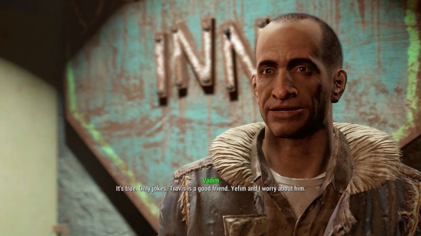Обыскать дом Эрла Стерлинга в Fallout 4