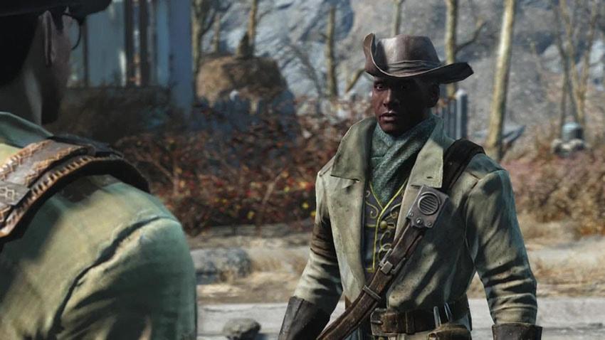 Престон Гаври в Fallout 4