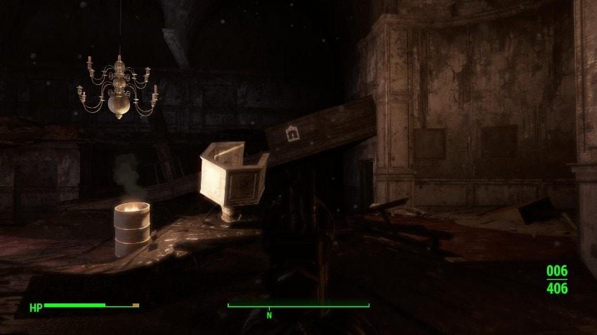 Прохождение Путь свободы Fallout 4