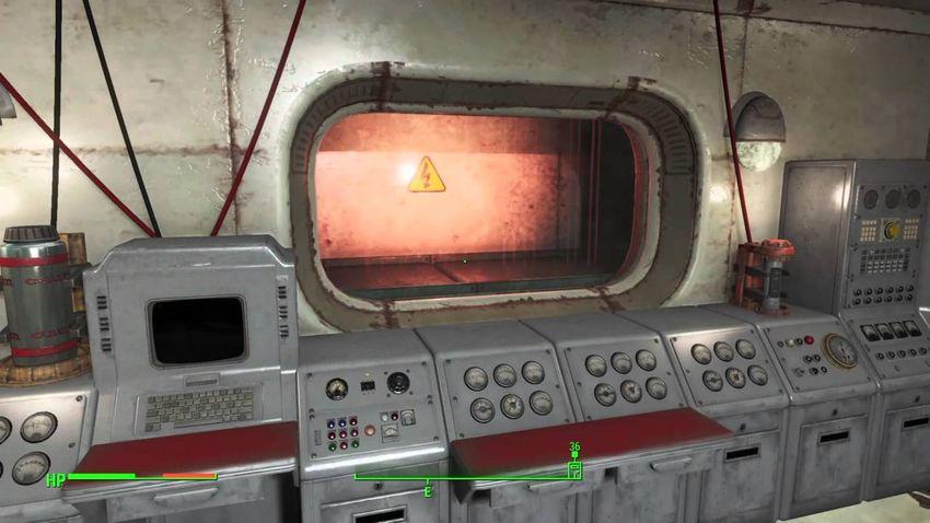 Прохождение лаборатория Кембридж Полимер Fallout 4