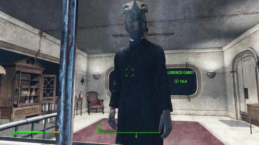 Прохождение таинственная сыворотка в Fallout 4-2