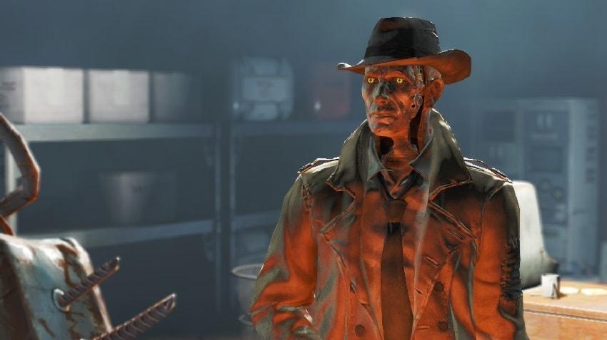 Прохождение Воссоединение Fallout 4