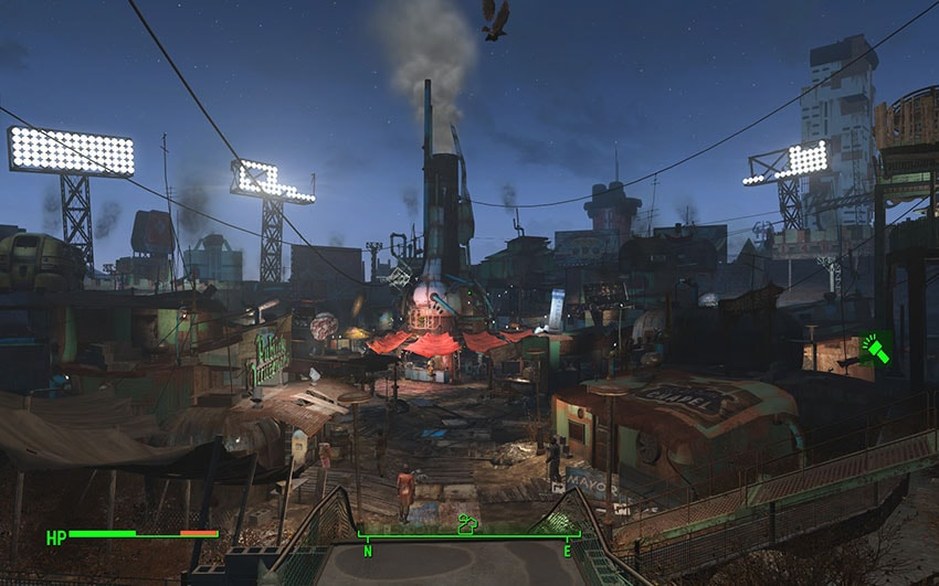 Прохождение Блюз Даймонд-Сити Fallout 4