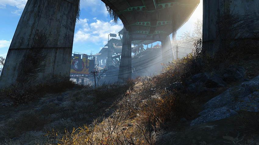 Прохождение Дальняя дорога Fallout 4