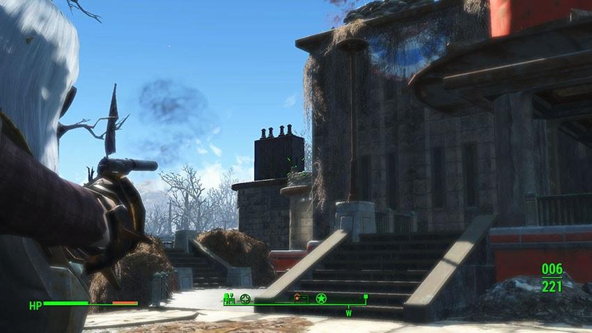 Прохождение форт Хаген Fallout 4