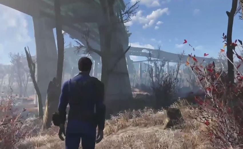 Прохождение квартирмейстер в Fallout 4