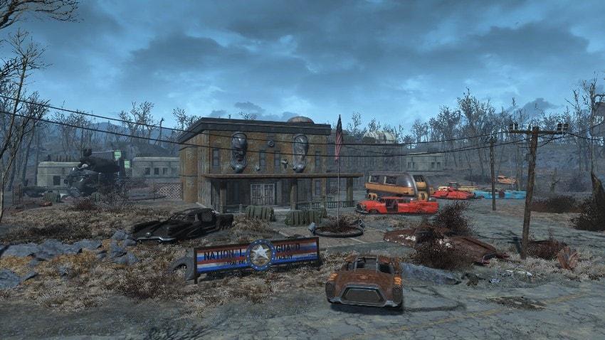Прохождение Пропавший патруль Fallout 4