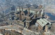 Психиатрическая больница Парсонс в Fallout 4