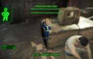Пупсы на карте Fallout 4