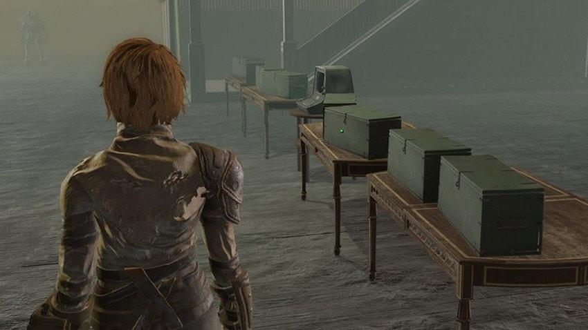 Секретная комната в Fallout 4