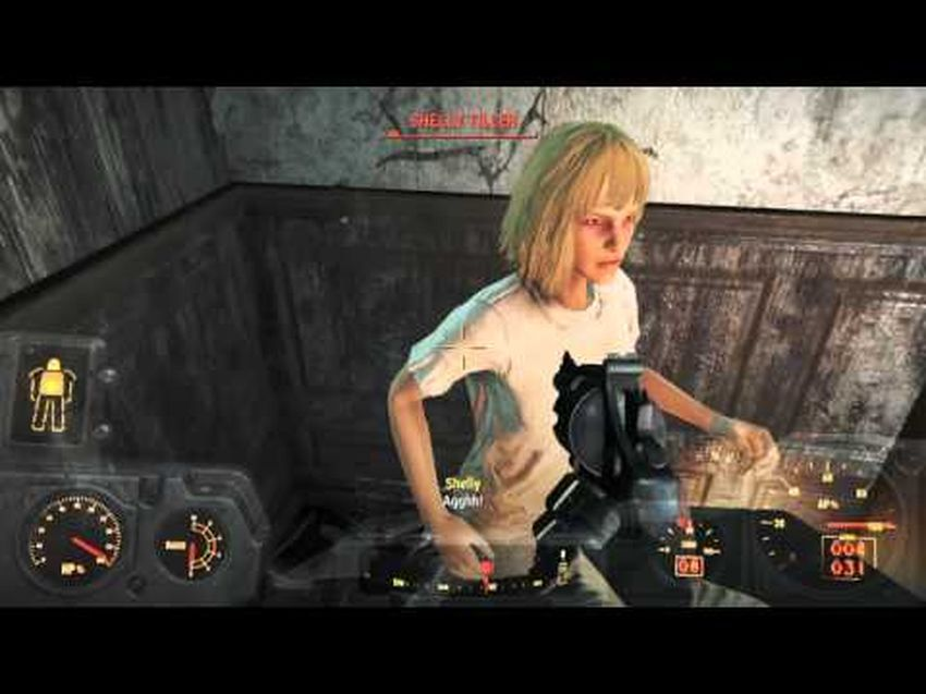 Шелли Тиллер в Fallout 4