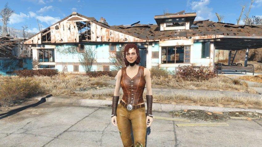 Спутники в Fallout 4