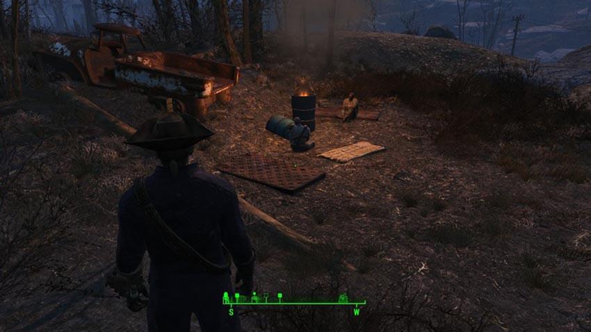 Торговцы в Fallout 4
