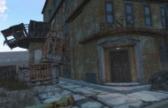 Юниверсити-поинт в Fallout 4