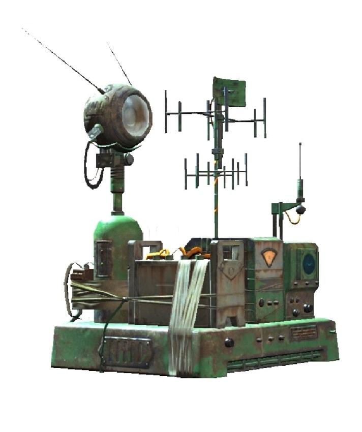 Установить МИЛА в Fallout 4
