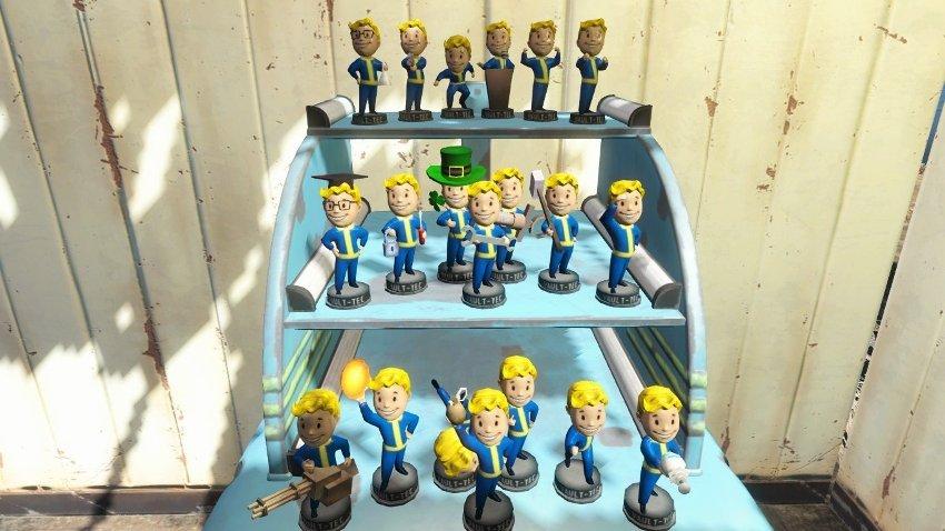 Все пупсы в Fallout 4