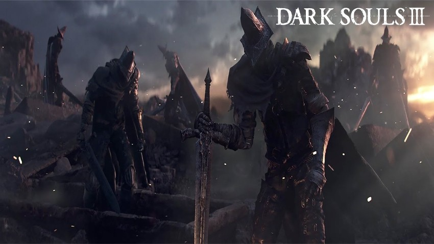 Dark Souls 3 сюжет игры