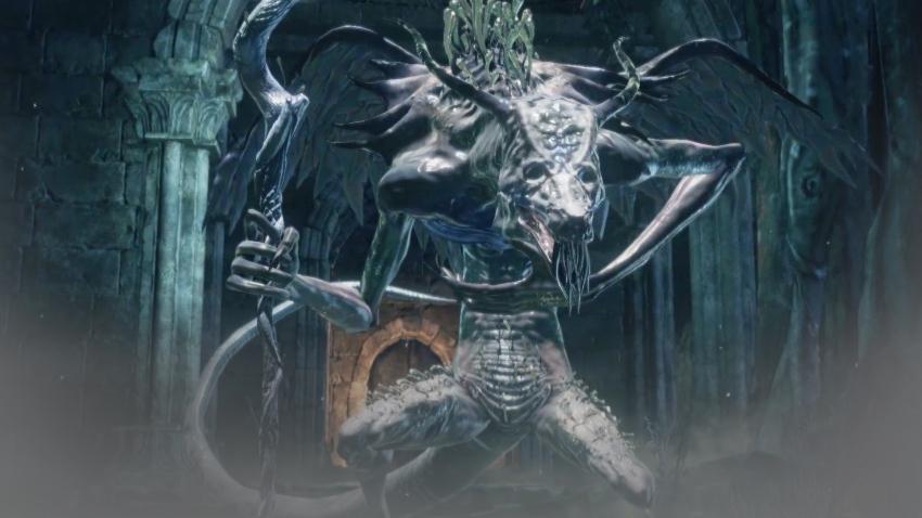 Dark Souls 3 Оцейрос