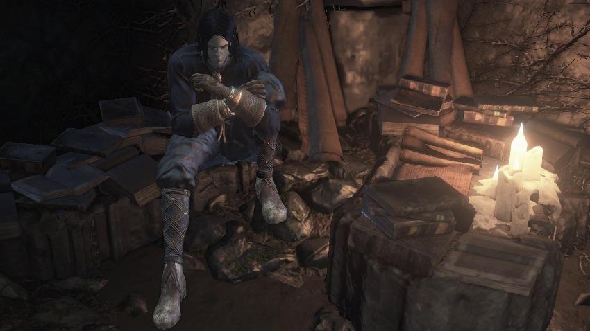 Dark Souls 3 Орбек из Винхейма