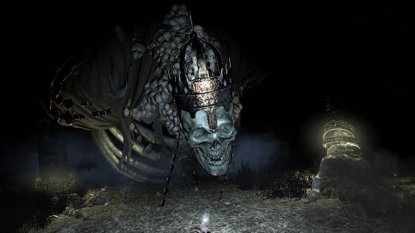 Dark Souls 3 верховный повелитель вольнир