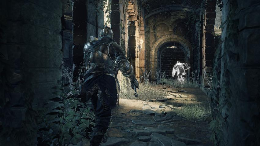 Dark Souls 3 Церковь Йоршки