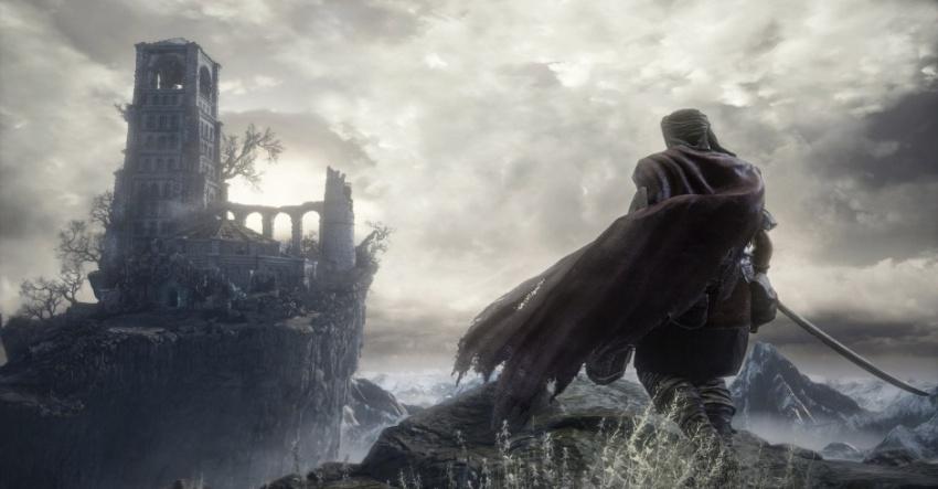 Dark Souls 3 катаны