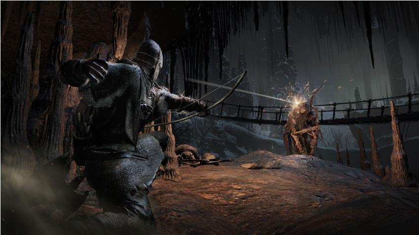 Dark Souls 3 луки