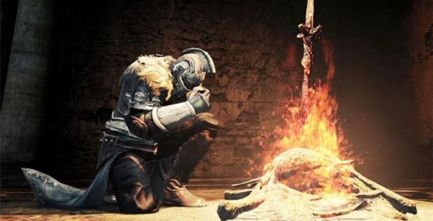 Dark Souls 3 молодая белая ветвь