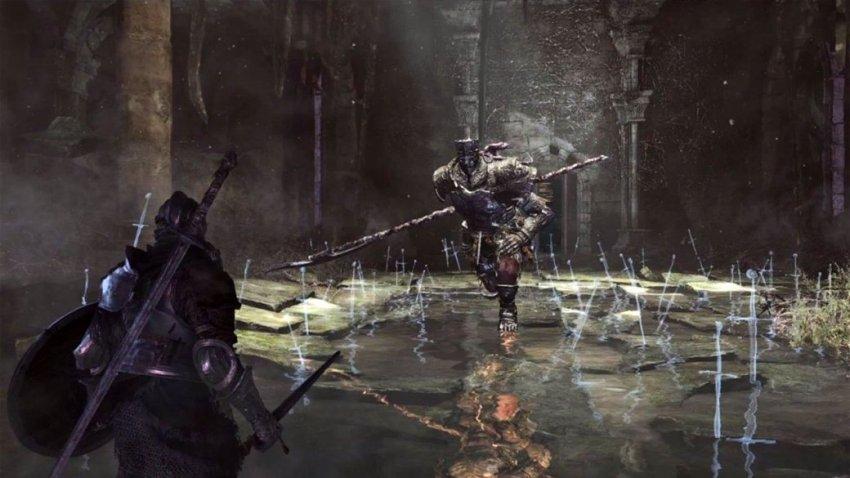 Dark Souls 3 настройки графики