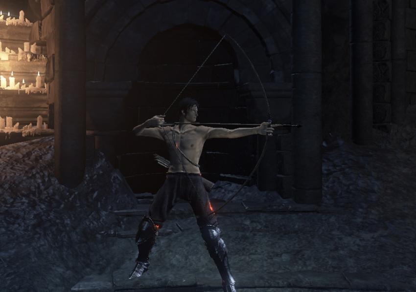 Dark Souls 3 Нищий