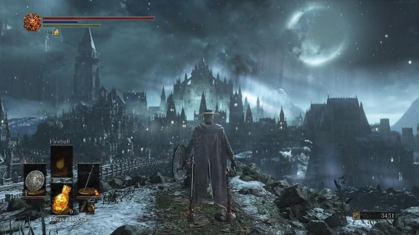 Dark Souls 3 персонаж не ходит и не двигается