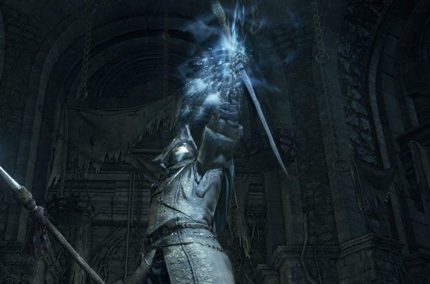 Dark Souls 3 посохи