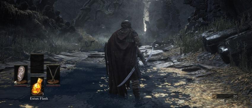 Dark Souls 3 предметы