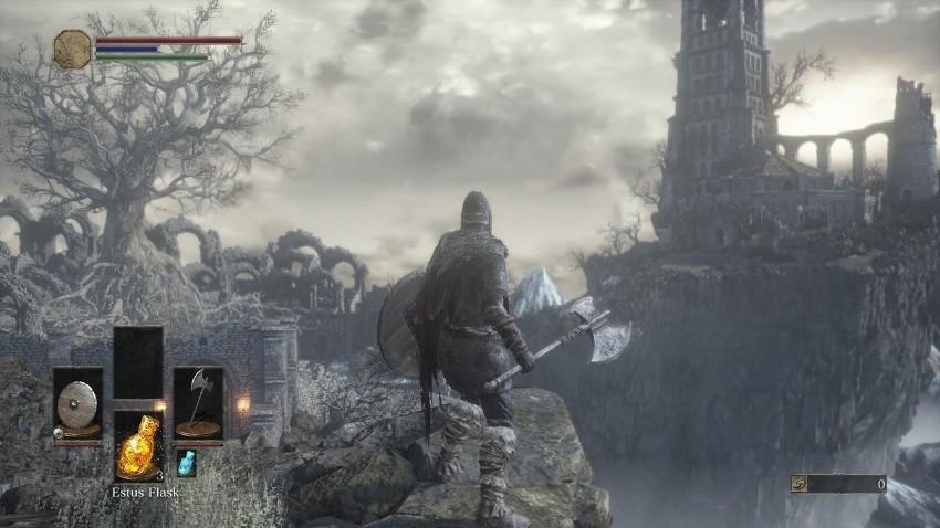 Русификатор для Dark Souls 3